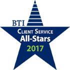 BTI Client Service All-Stars 2017